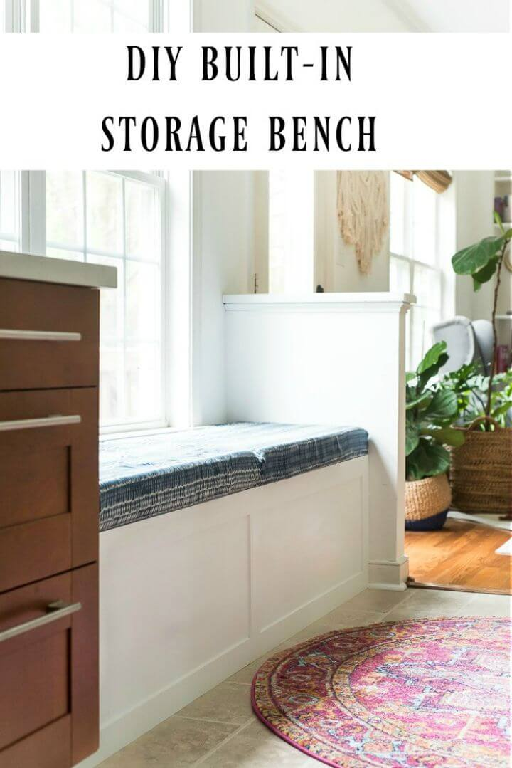 Build Your Own Storage Bench