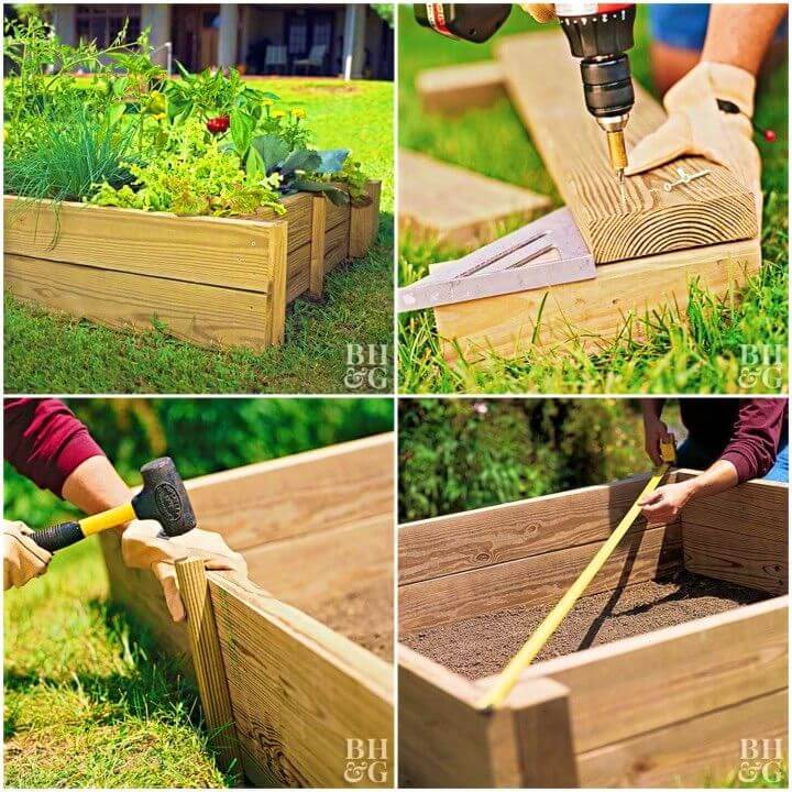 Create Raised Garden Beds in Your Own Yard