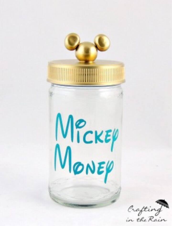 20 Diy Piggy Bank Ideas For Kids Using Mason Jars