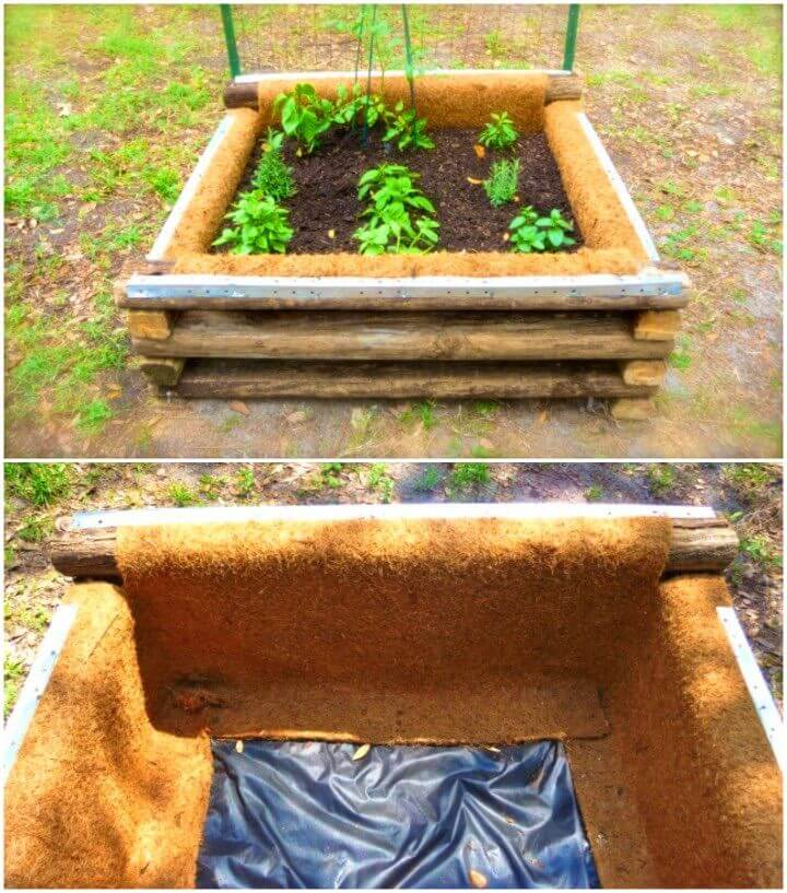 Quick and Easy Raised Garden Bed Project