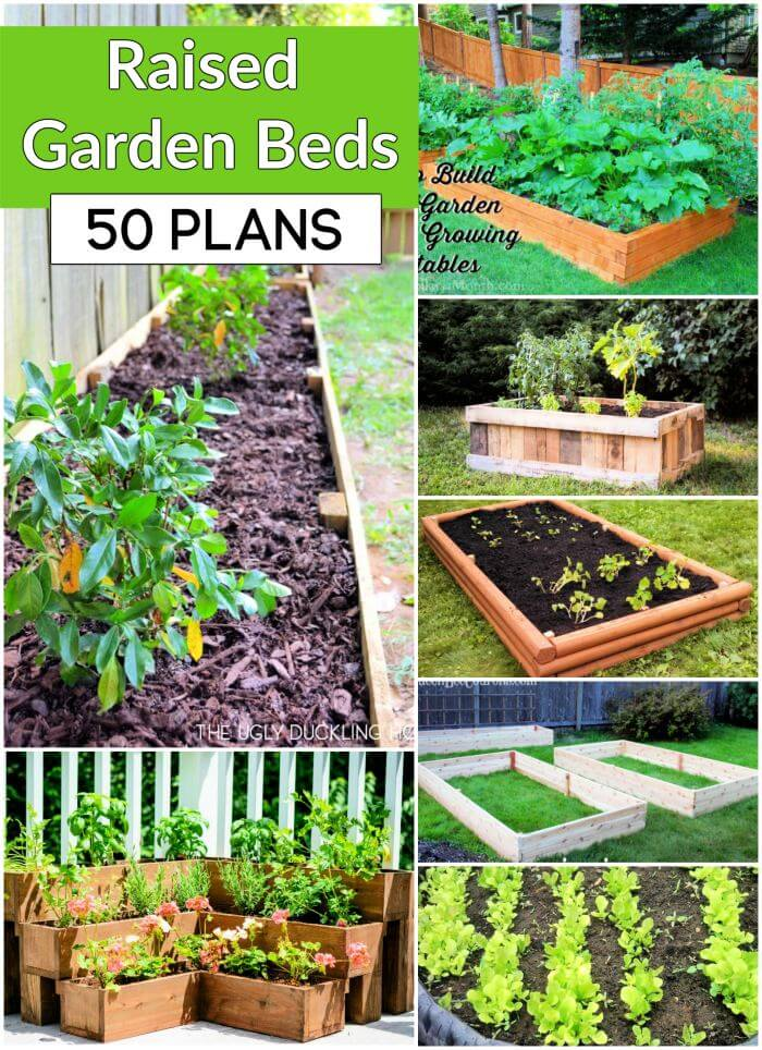 Raised Garden Bed Plans To DIY Your Own Garden Bed garden box plant bed making a raised garden bed