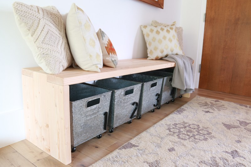 simple 2x4 bench plans