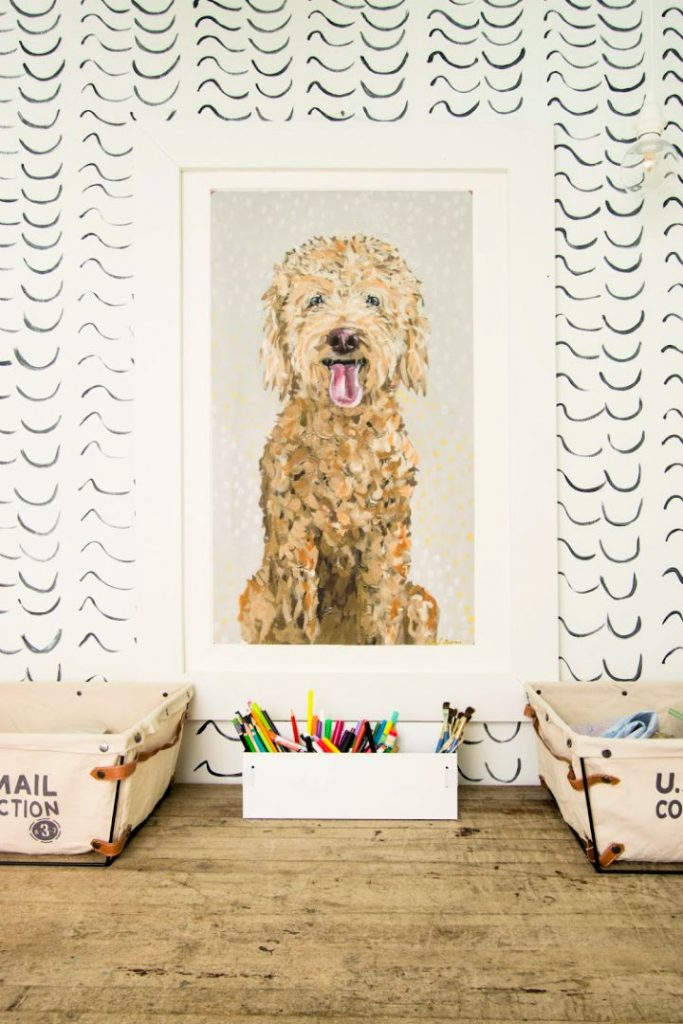 Build a Large Picture Frame With a Mat