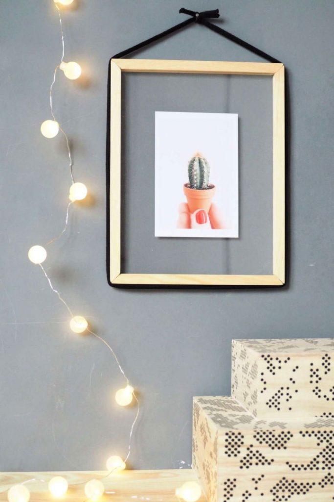 DIY Design Photo Frames for Filling