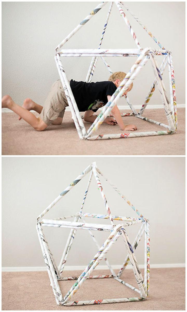 DIY Life Size Building Blocks