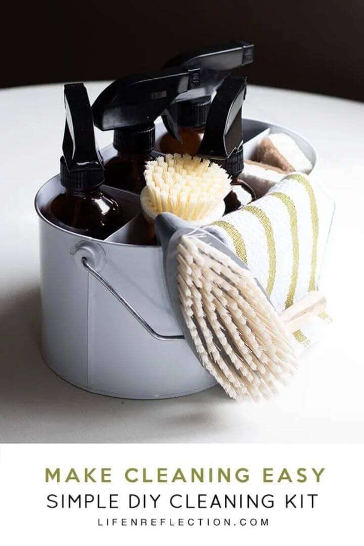 DIY Natural Cleaning Kit