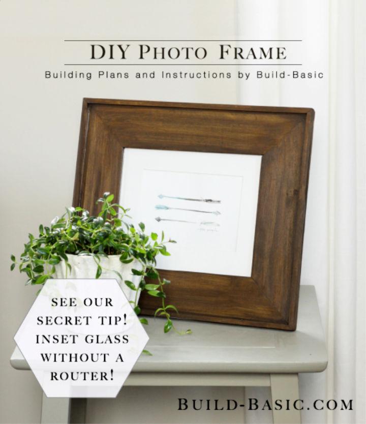 DIY Professional Photo Frame