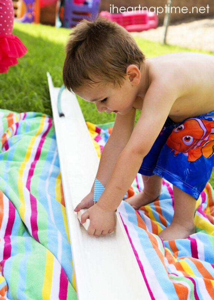 DIY Soap Boat Races Fun for Kids