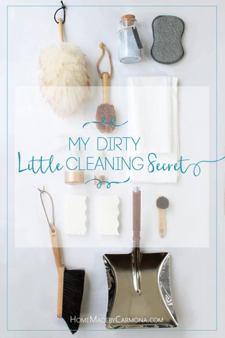 Dirty Little Cleaning Secret