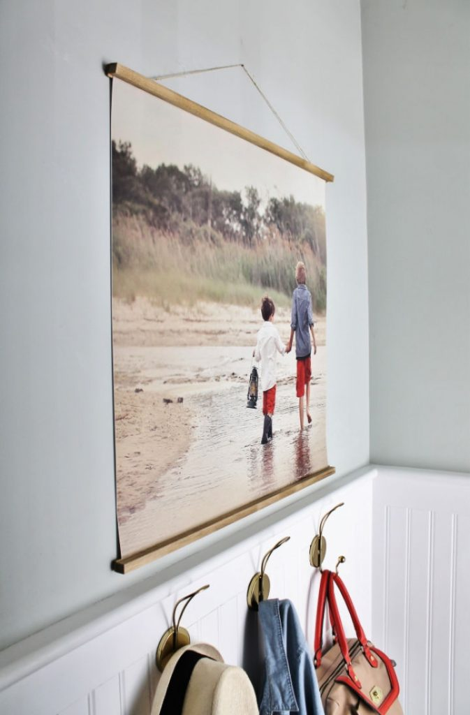 Easiest Picture Frame Made With Love
