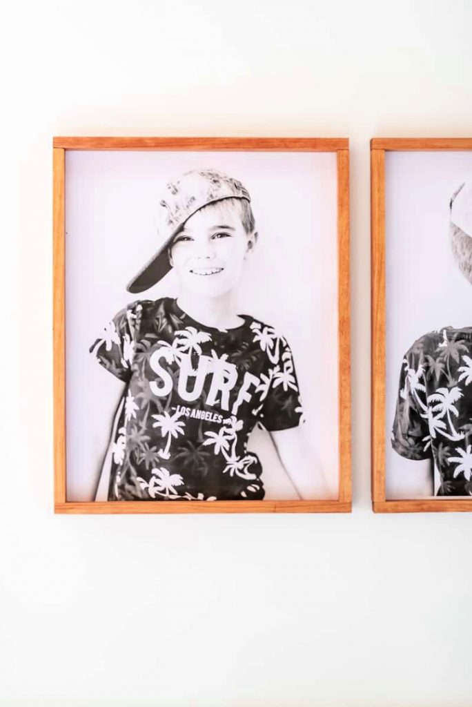 Easy DIY Picture Frame Under 5