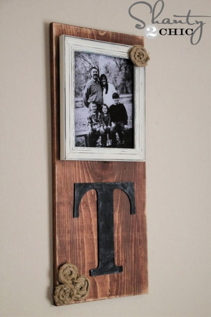 Easy to Make Picture Frame
