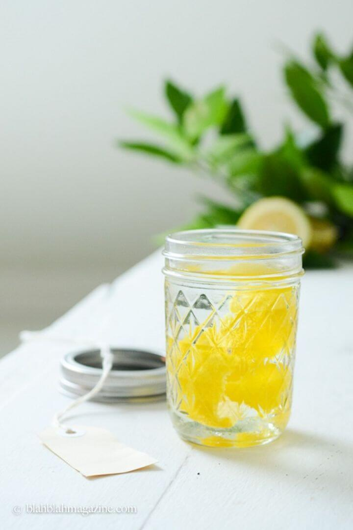 Homemade Cleaning Products from The Garden and Kitchen