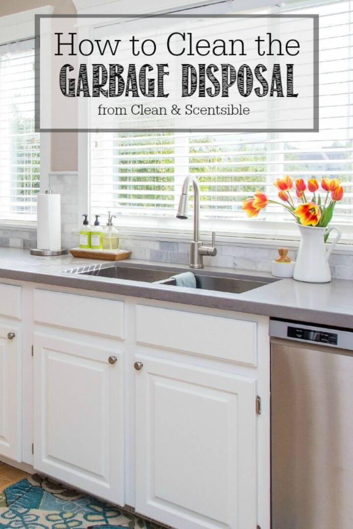 How to Clean the Garbage Disposal