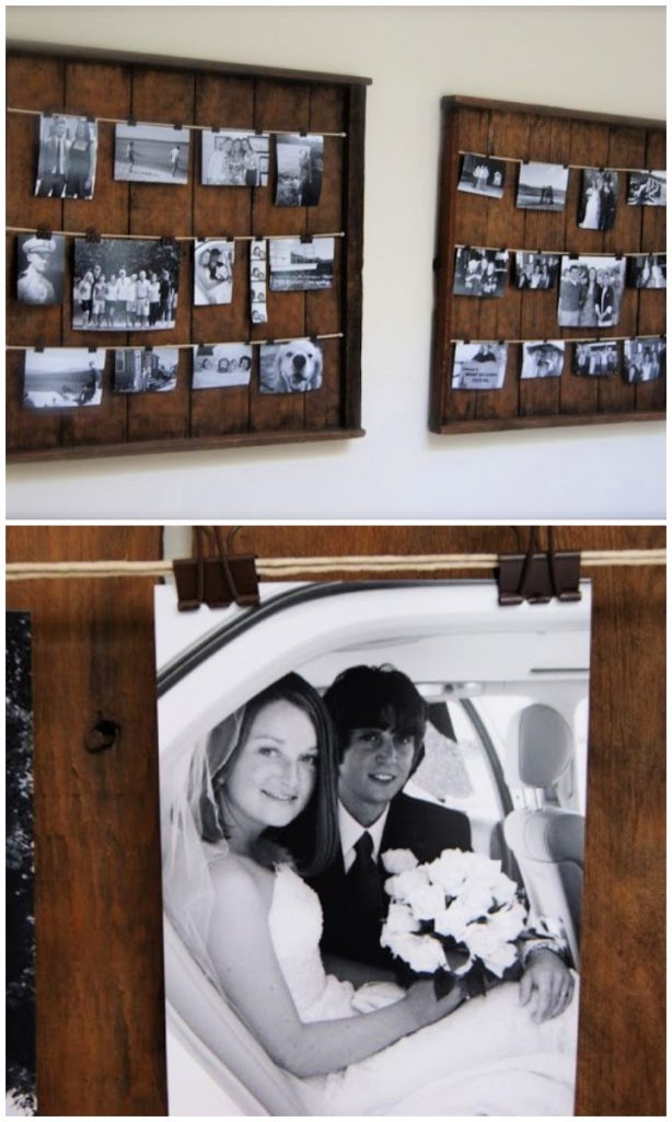 How to DIY Picture Frame