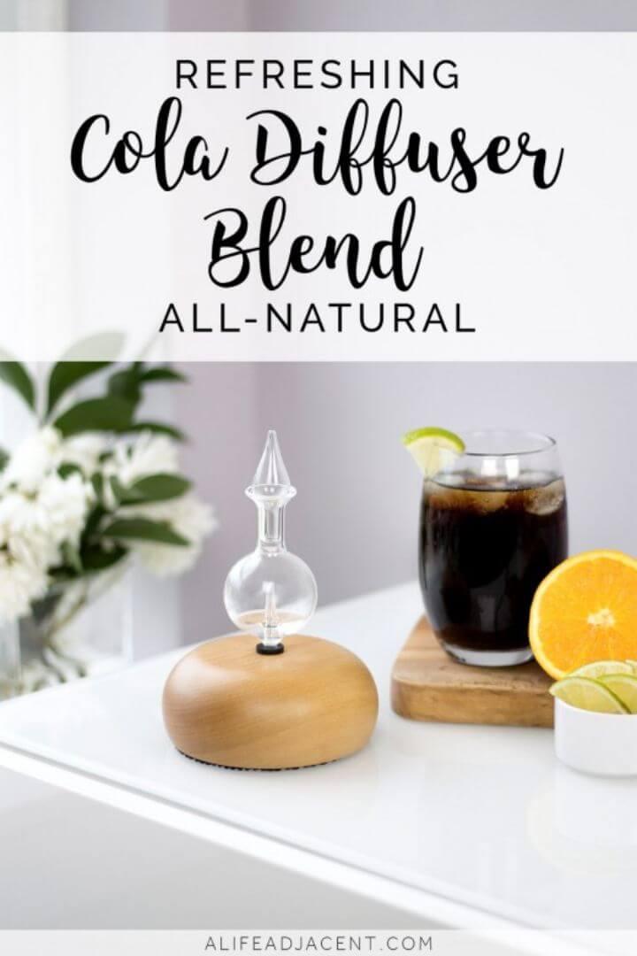 Simple Cola Essential Oil Blend