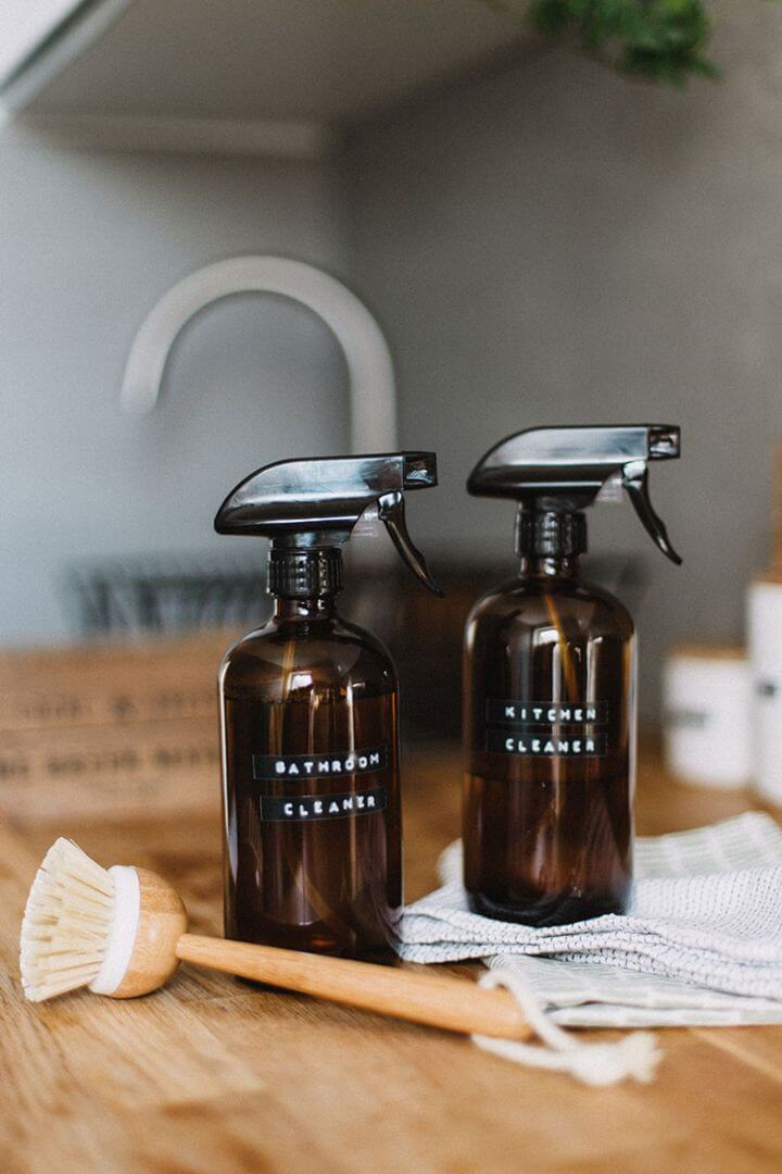 Stylish and Modern Cleaning Tools