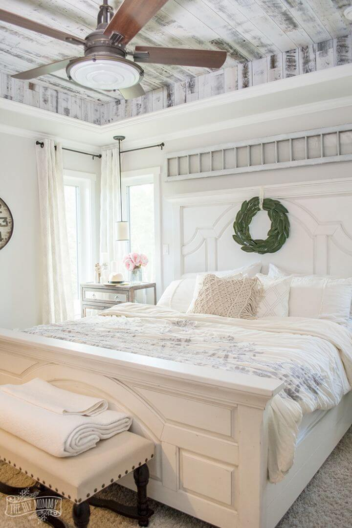 Summer Bedroom Cleaning Routine Refresh