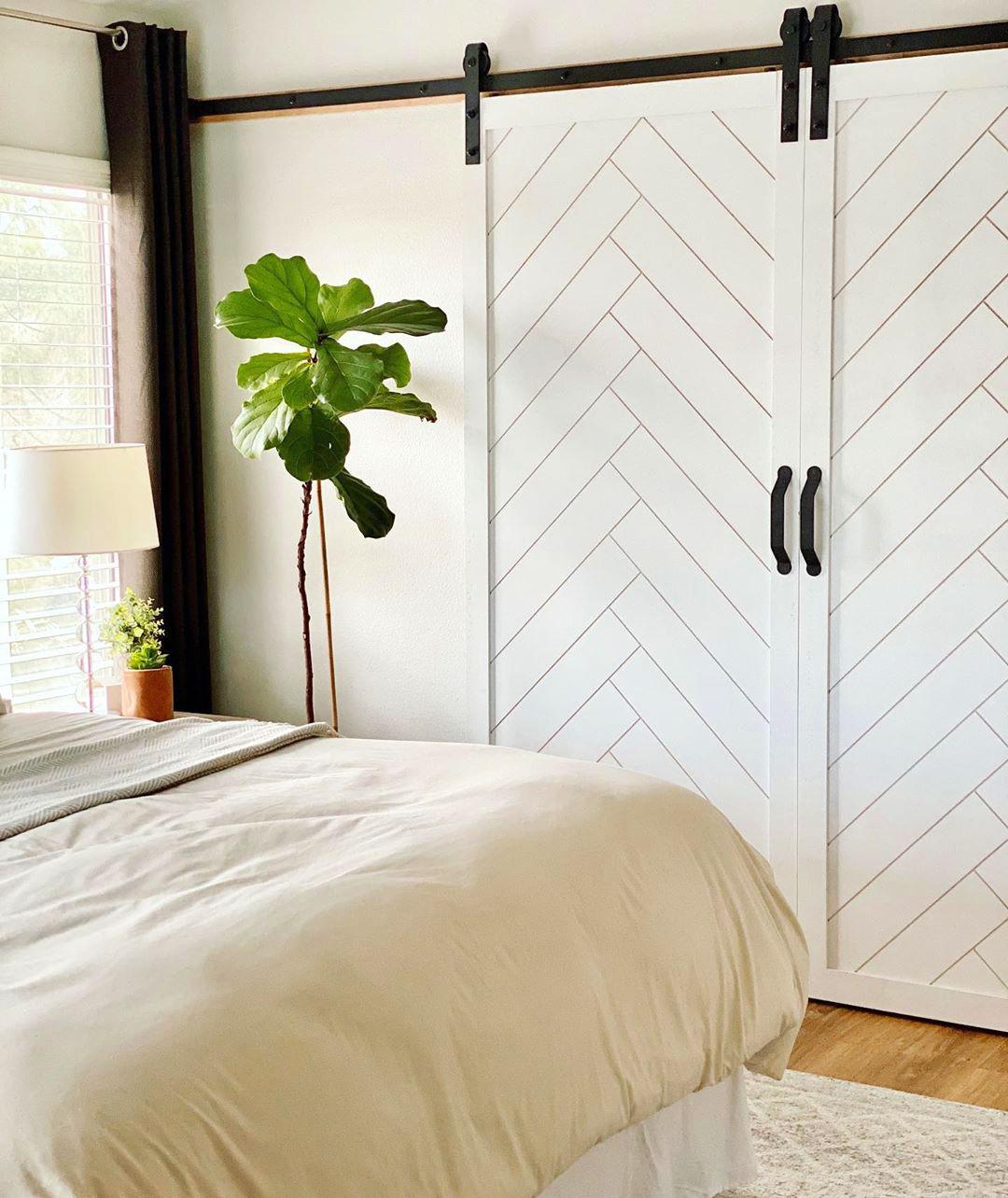 10 Cheap Diy Closet Doors That Can Make A Big Impact Its Overflowing