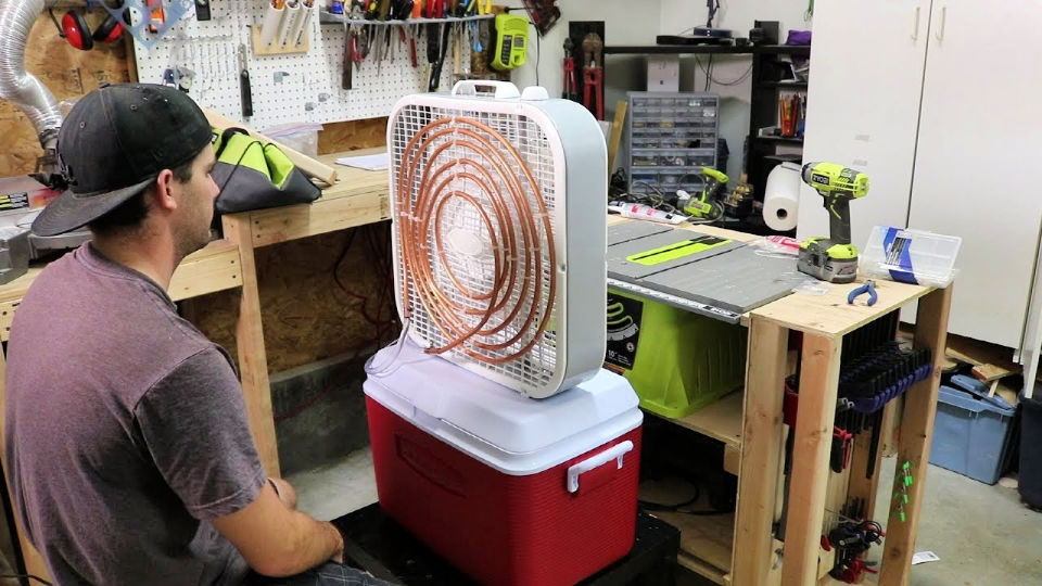 100 Homemade Air Conditioner