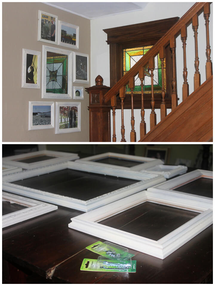 Awesome DIY Gallery Wall