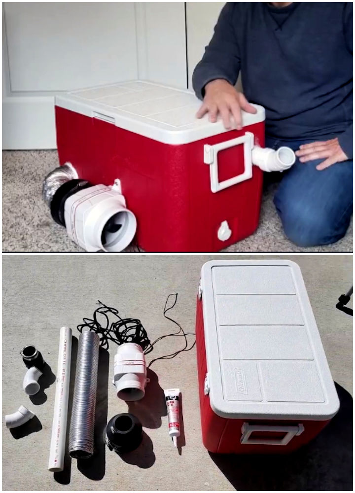 Best DIY Portable Air Conditioner