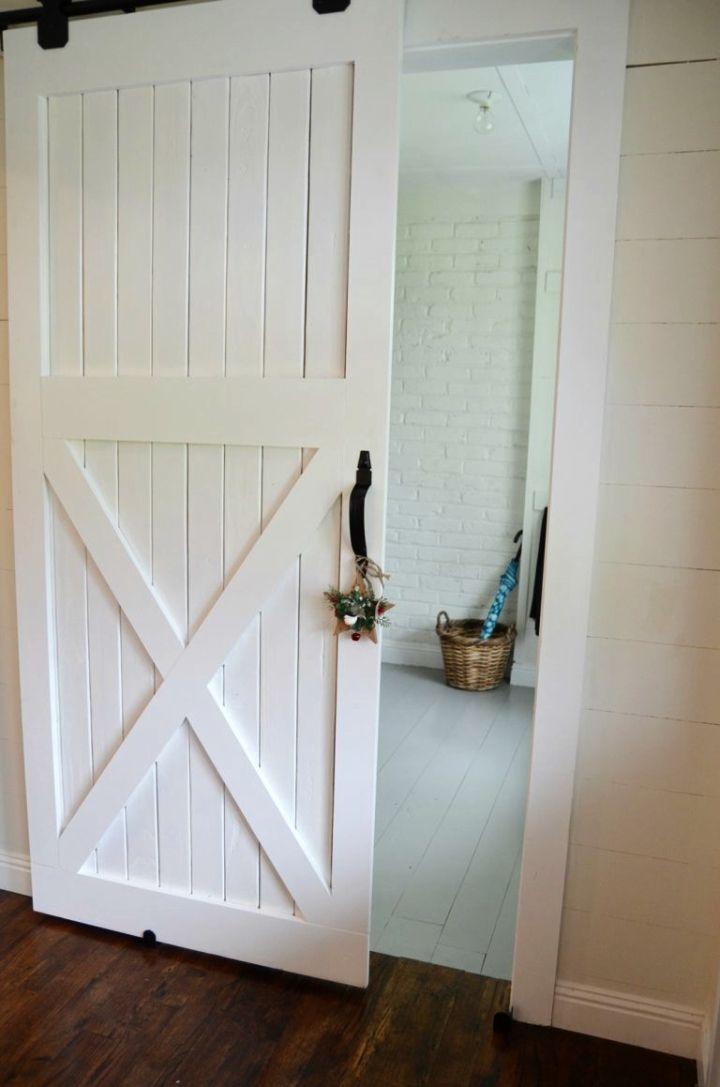 Build Your Own Barn Door