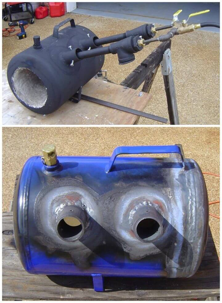 Build a Propane Forge