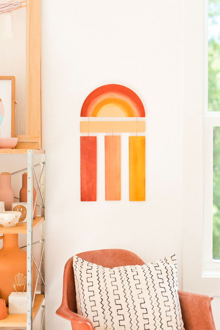 Build a Wood Wall Hanging to Sell
