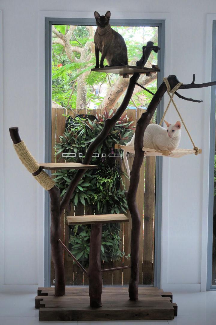 Build an Incredible Cat Tree
