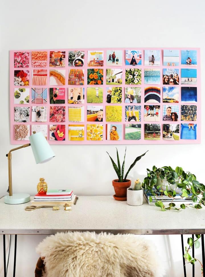Create a Striking Mosaic Gallery Wall