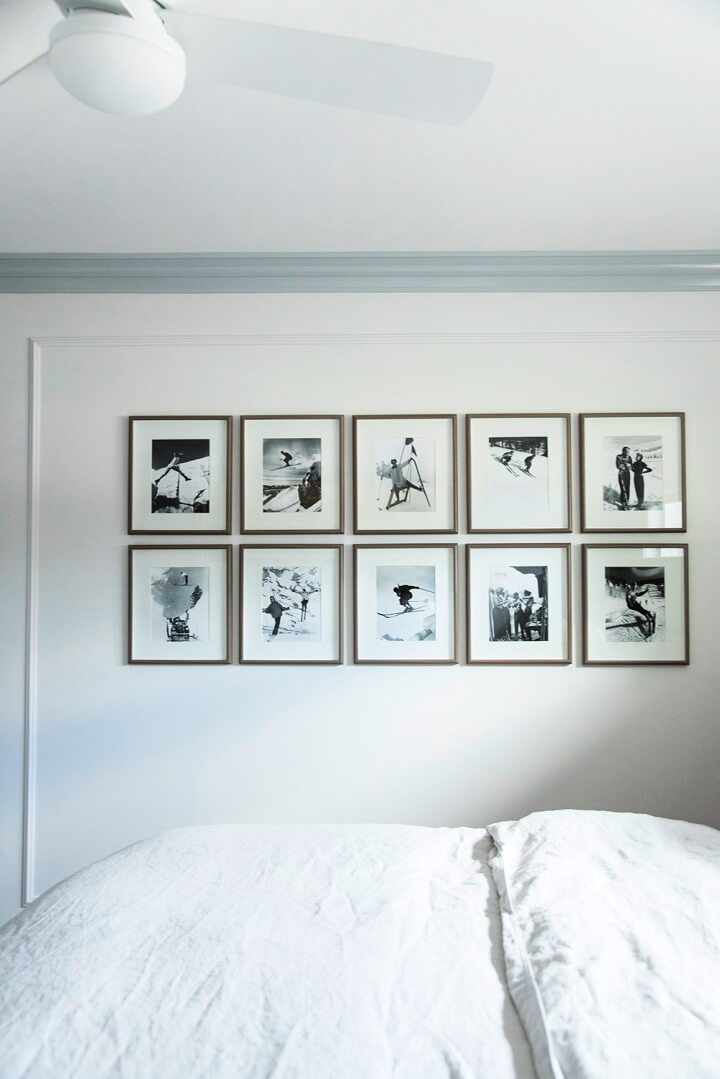 Creating The Perfect Grid Gallery Wall