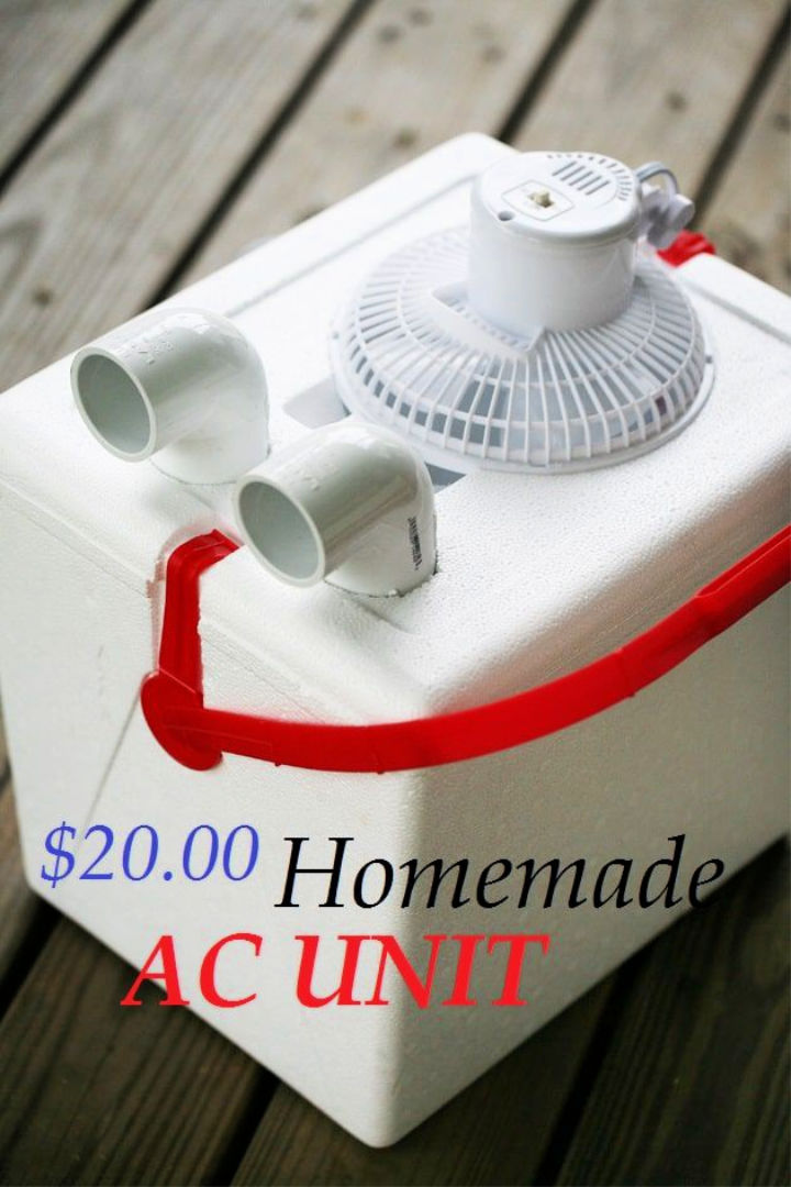 DIY Air Conditioner For Only 20