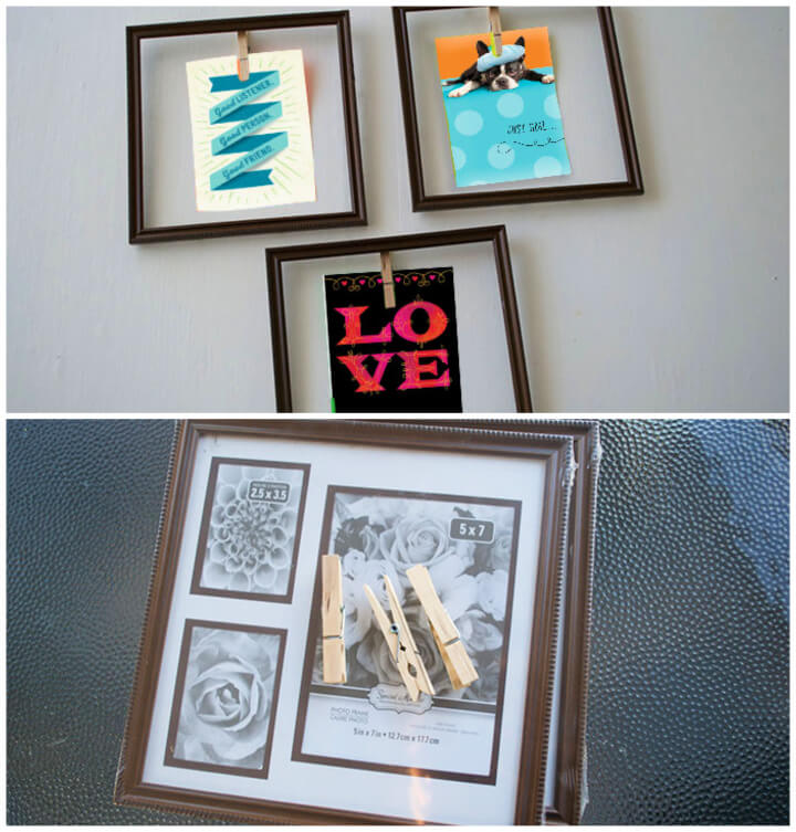 DIY Gallery Wall for Kids