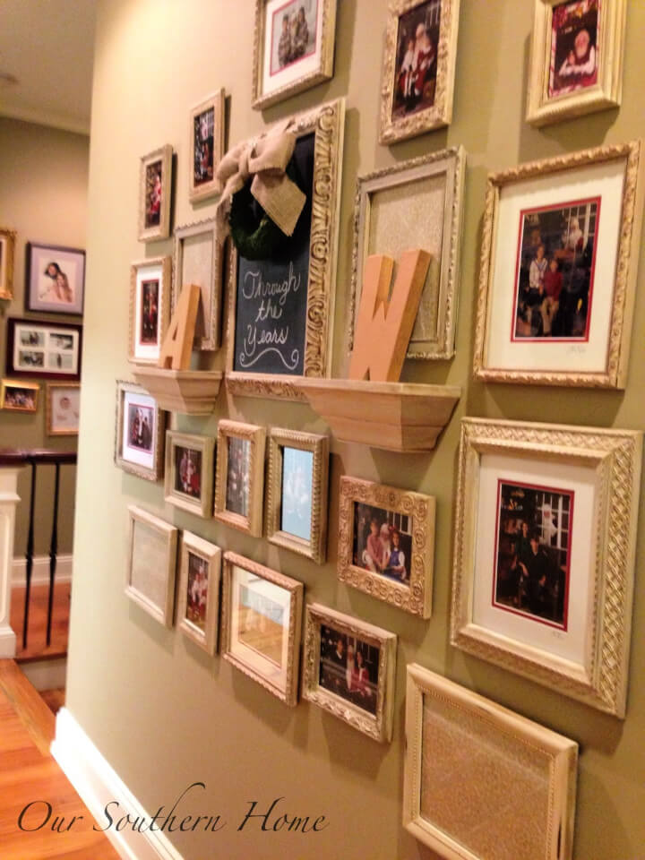 DIY Hanging a Gallery Wall