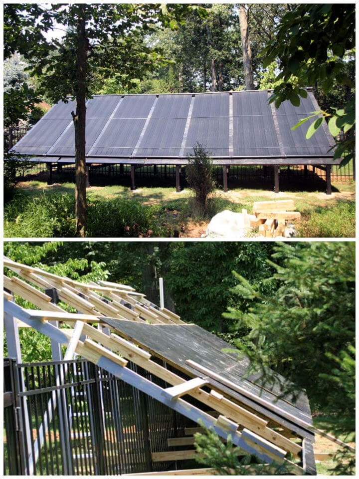DIY Solar Pool Panels and Heating Installation