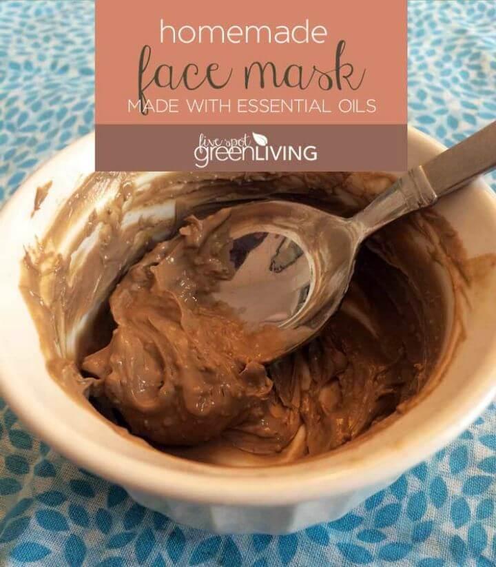 Easy Homemade Face Mask for Acne