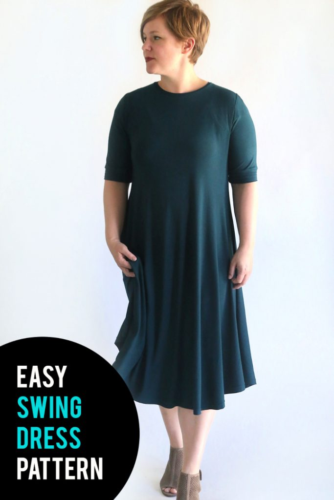 Easy Swing Dress Pattern
