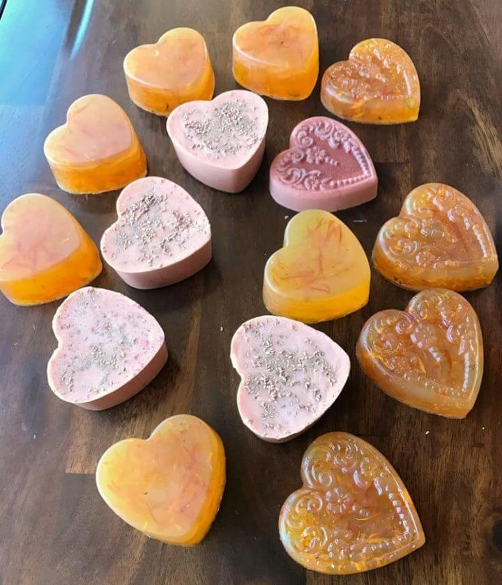 Easy to Make Soap without Lye