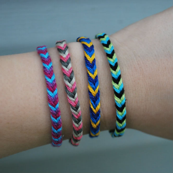 Fastest Friendship Bracelet Ever