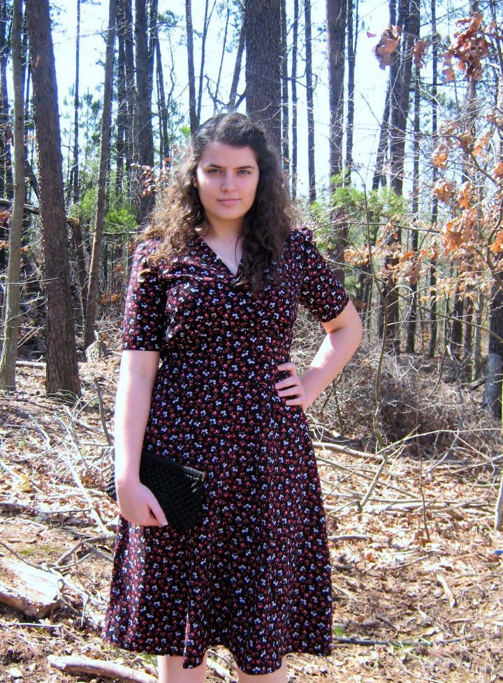 Free Swing Dress Sewing Pattern