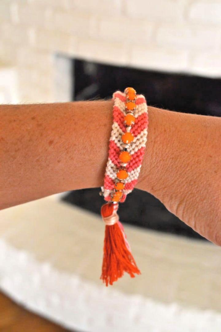 Friendship Bracelets for Adults