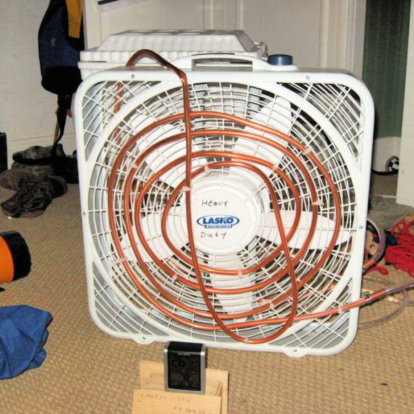 Homemade DIY Air Conditioner Cheap