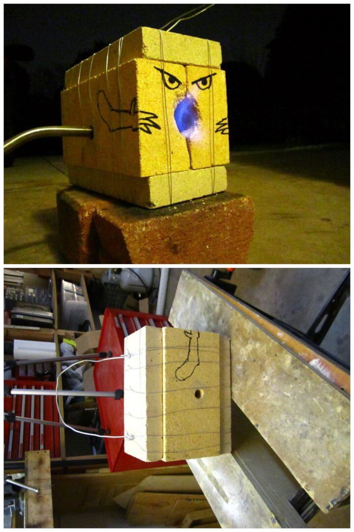 How to Build a Forge Gas