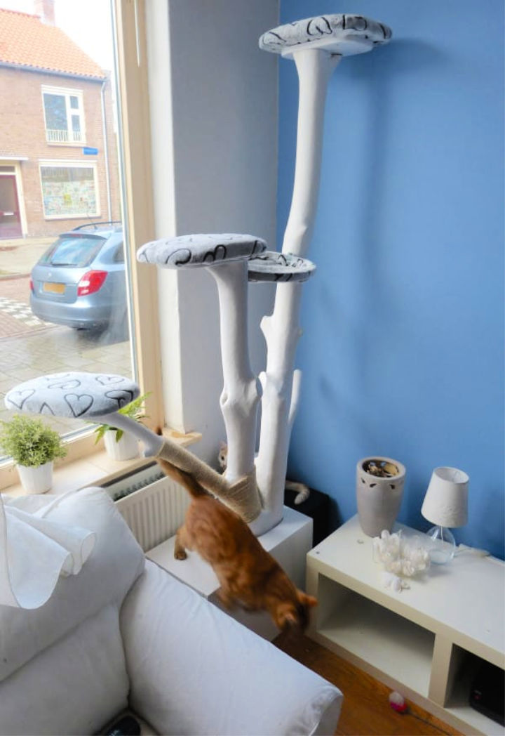 How to Make Cat Tree