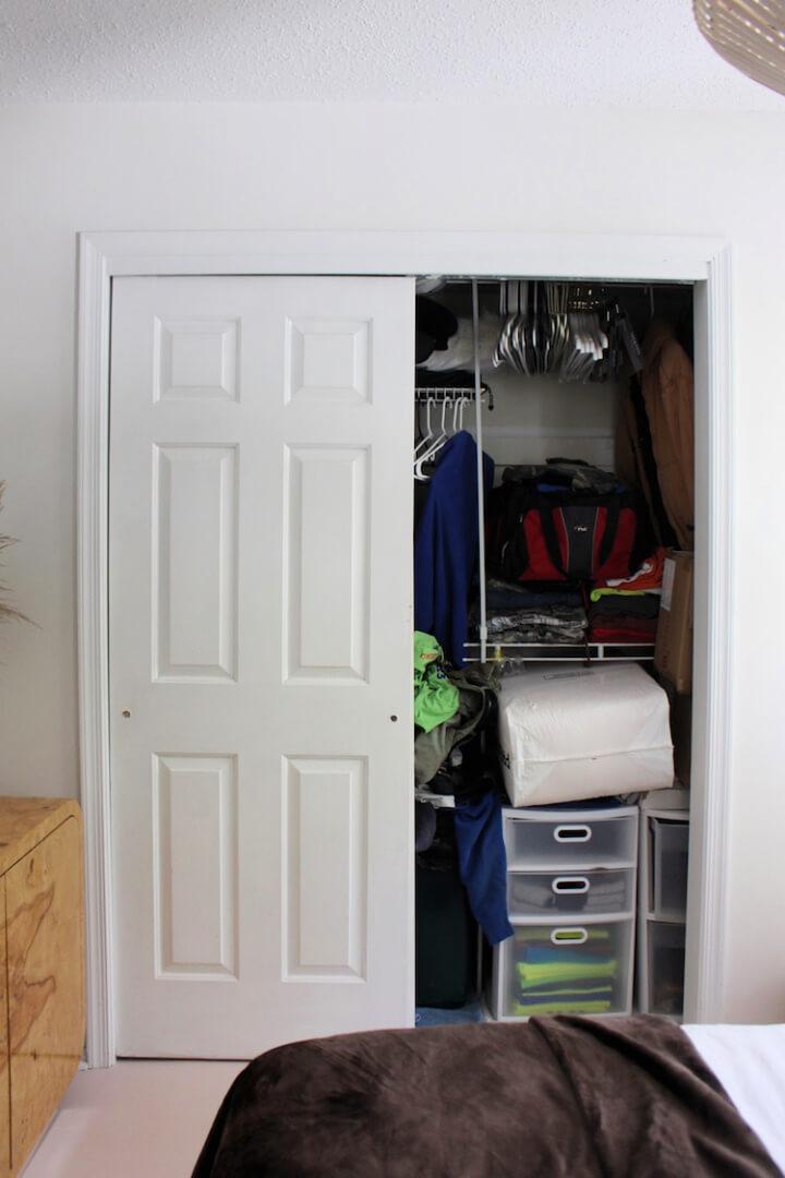 How to Make Closet Doors