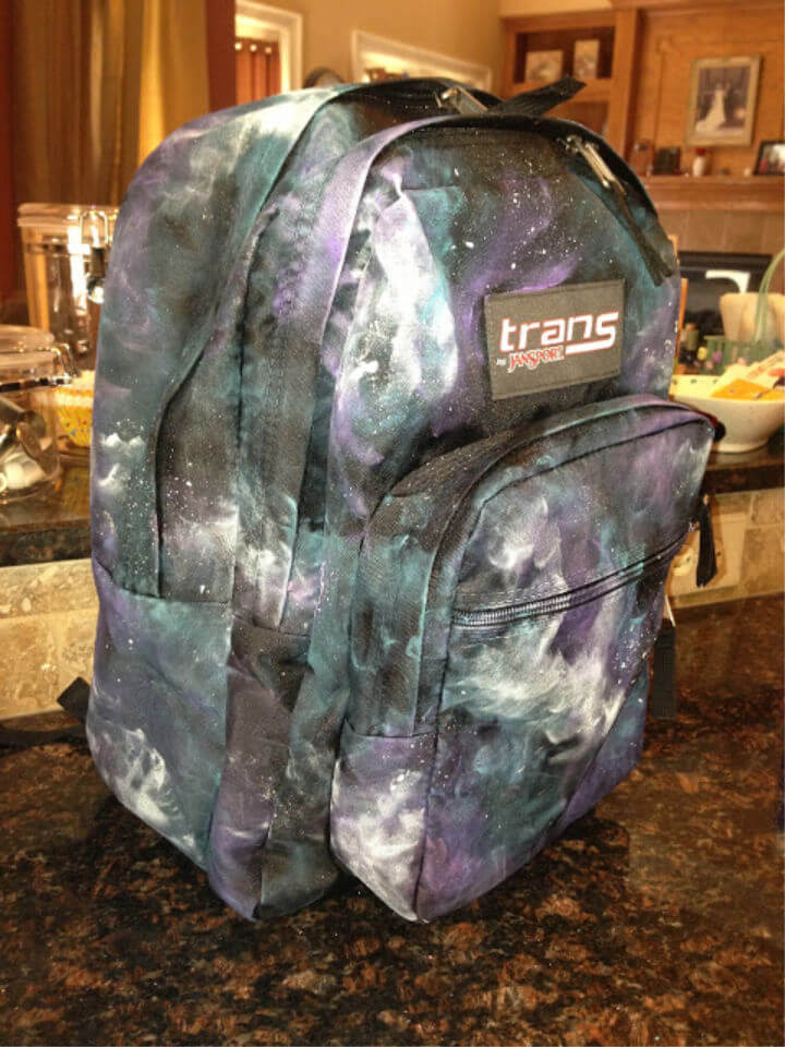 How to Make Galaxy Backpack