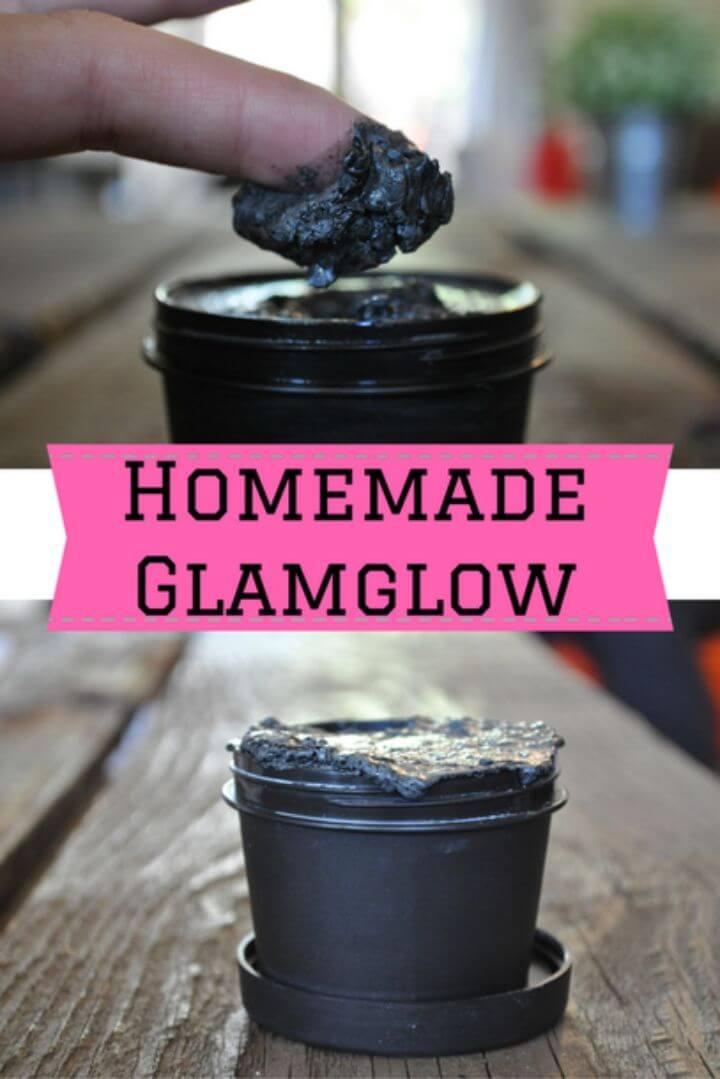 How to Make Homemade Glamglow Mask