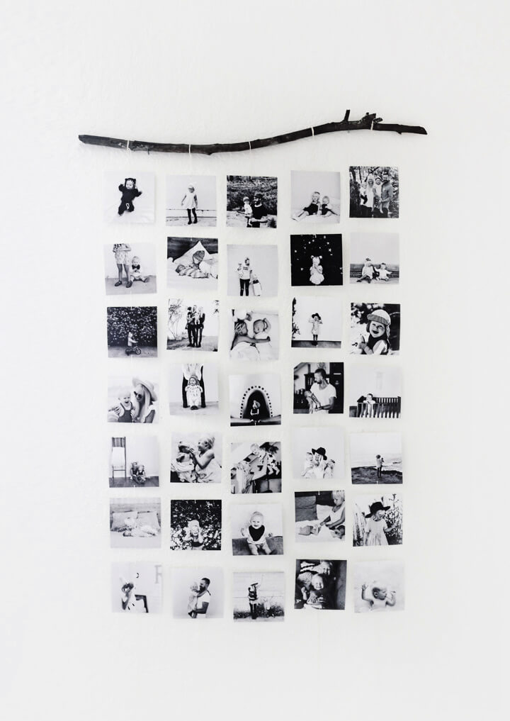 How to Make Photo Wall Gallery