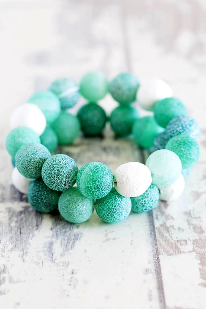 How to Make a Essential Oil Diffuser Bracelet